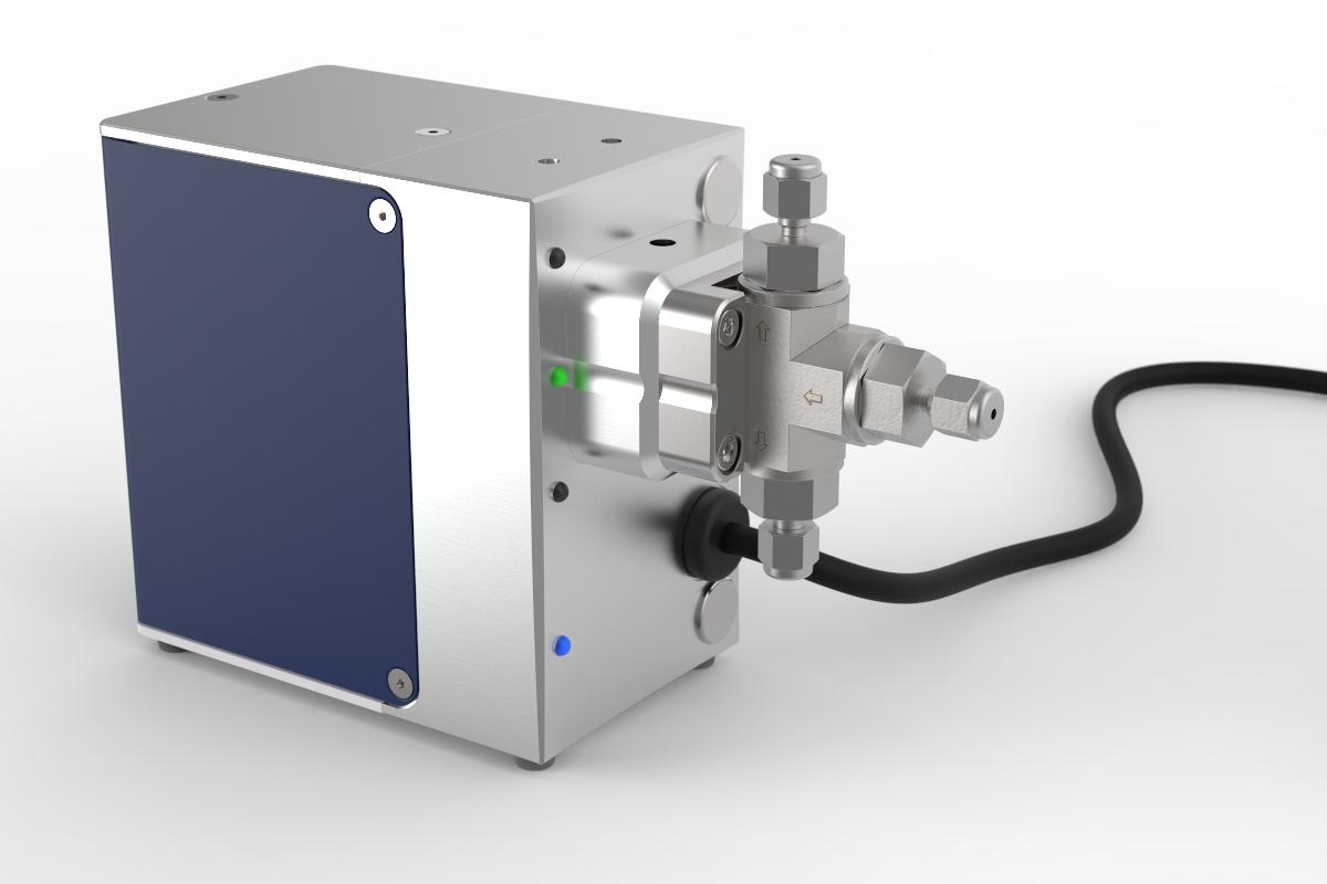 High pressure ball valve