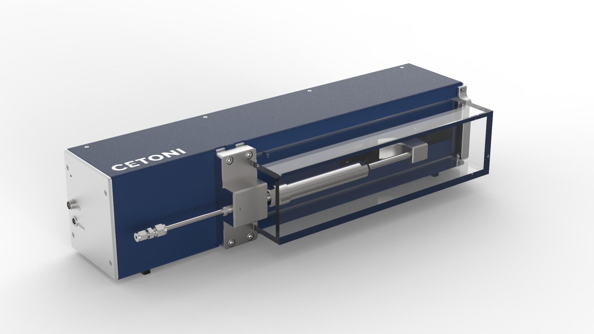 Syringe pump Nemesys ultra-high pressure module, Nemesys ultra-high pressure module