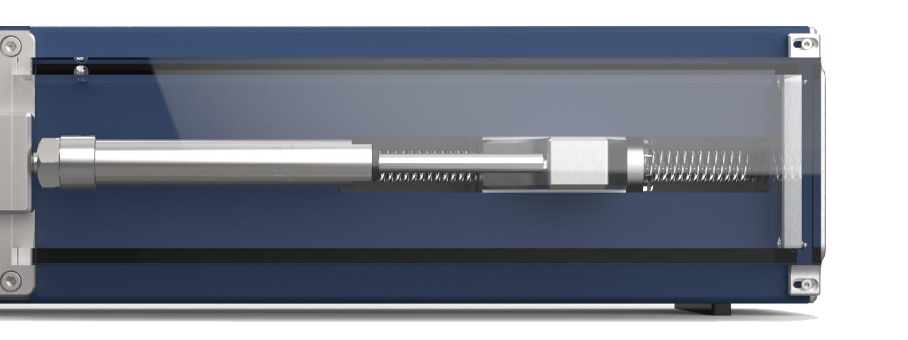 nemesys ultra high pressure module