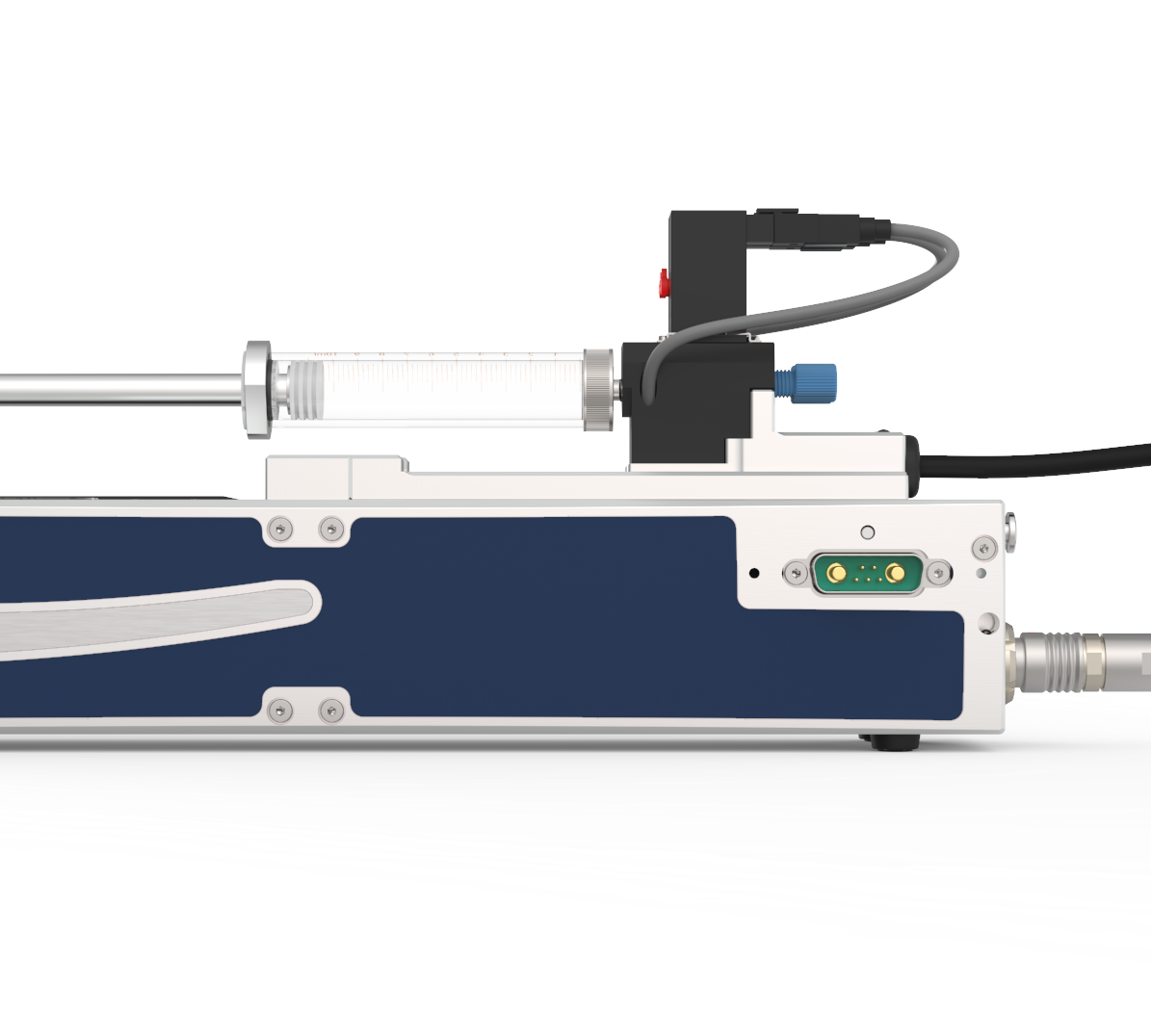 CETONI Nemesys S Flow System, pulsation-free syringe pump