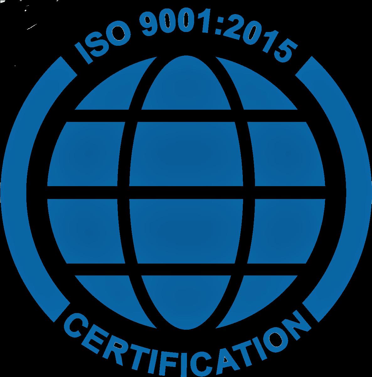ISO901:2015 Intertek logo