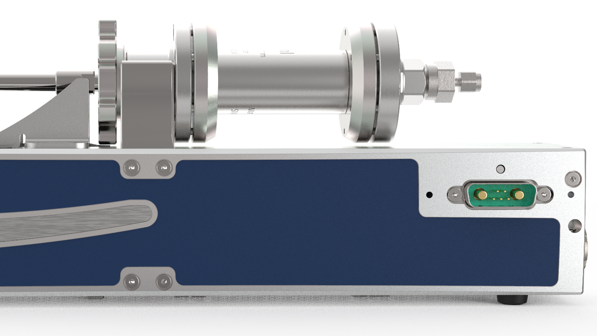 CETONI Nemesys M Flow System, pulsation-free syringe pump